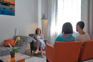 Первичное интервью в парной терапии